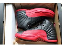 Jordan 12 Retro Flu Game Size UK 9.5