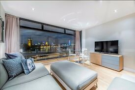 FANTASTIC 2 BED/ 2 BATH! Stunning views - Available now - Furnished - £650 PER WEEK!