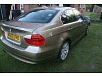 BMW 3 Series 330D SE DIESEL MANUAL 2006/06