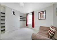 2 double bedroom period apartment in secure fob entry building close to Clapham North