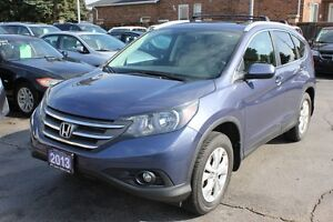 2013 Honda CR-V EX AWD Sunroof Backup Cam