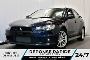 Mitsubishi Lancer Evolution Berline 4 portes GSR