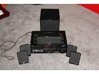 Yamaha AX-V371 home cinema system