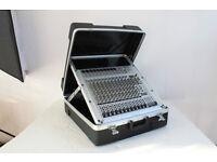 ABS Rackmound Pop up mixer flight case