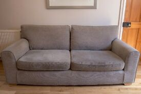 **REDUCED** Next Large Grey Sofa (from the Next home furniture range) - £140 o.n.o