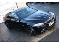 LATE 2011 BMW 520D MSPORT 181BHP SALOON *NIGHT EDITION SPEC* ( FINANCE & WARRANTY)