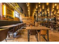 Experienced Grill Chef wanted for Manchester Smokehouse & Cellar