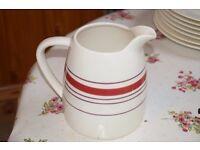 Large Ceramic Jug £5