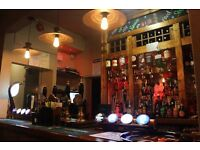 BAR/FLOOR STAFF REQUIRED (Full time / Part-time) (min. £7.00 per hour)
