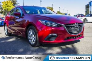 2015 Mazda MAZDA3 GS. CAM. CRUISE CTRL. BLUETOOTH. ALLOYS. BUCKE