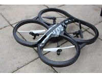 Parrot Ar Drone 2.0 elite edition great condition in box with all parts and 2 batterys