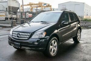 2006 Mercedes-Benz ML500 Coquitlam Location 604-298-6161