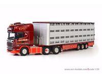 WSI Edward Gilder Livestock, Scania topline