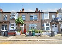 A THREE BEDROOM mid terraced FAMILY HOUSE situated within easy access to Woodside Park Tube