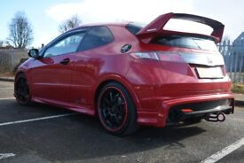 Honda Civic 2.0 i-VTEC Type R GT Mugen 2009 Limited Edition