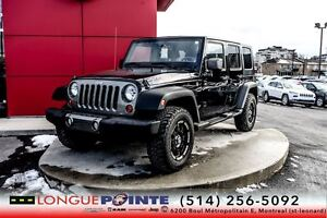 2010 Jeep WRANGLER UNLIMITED Sport mountain edition