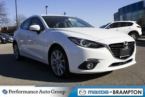 2014 Mazda MAZDA3 SPORT GT-SKY|REAR CAMERA|BLUETOOTH|SUNROOF