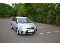 2008 Ford C-MAX STYLE SILVER