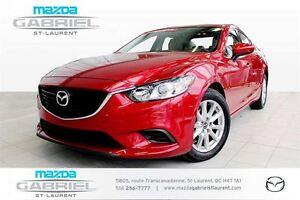 2016 Mazda MAZDA6 GS LUXURY PACK NEW VEHICLE + SUNROOF