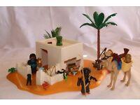 Playmobil Egyptian Tomb with Treasure! (model 4246)