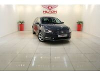 Volkswagen Passat 2.0 TDI BlueMotion Tech SE 4dr (grey) 2011
