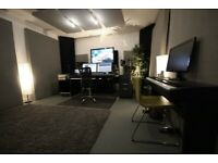 Medium Studio | Music Workshop | Workspace | Office Rent | Commercial | Creative Space | Walthamstow