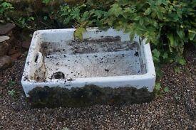 Belfast Sink £40 ( ideal plant pots)
