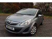 Vauxhall Corsa 2013 1.2 Petrol 13,500 Low warranted miles HPI Clear
