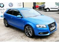 Audi A3 2.0 TDI 170 S-Line Black edition spec (Finance & warranty)