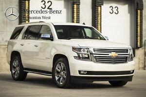 2015 Chevrolet Tahoe LTZ Entertainment & Navigation Package