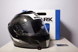 Shark Carbon Helmet (Brand new condition) size M (5 years Warranty)