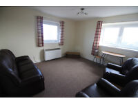 Bright, attractive, city centre flat with 1 bedroom and fabulous city & sea views