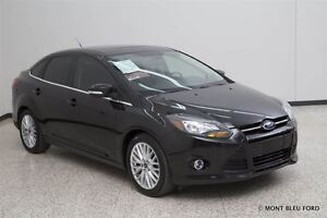 2013 Ford Focus Titanium, LIKE NEW WITH LEATHER !!!!