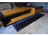Nice Mid-century coffee table .