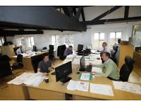 Desk/Office space available in Covent Garden/Soho