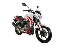 NEW ZONTES FIREFLY 125CC FOR £8.00 PER WEEK