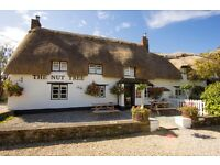 Opportunity for a live in couple or 2 singles to join michelin starred pub front of house team