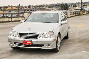 2007 Mercedes-Benz C-Class C280 Coquitlam Location - 604-298-616