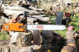 husvarna chainsaw 288xp