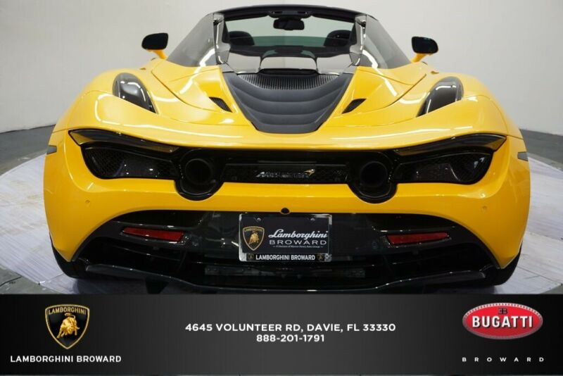 Image 3 Voiture American used McLaren  2020