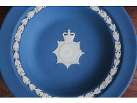Rare Vintage Wedgwood Jaser Ware Plate Commerate 150 Years of the Metropolitan Police 1829 - 1979