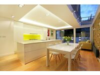 NOW REDUCED! Luxury 5 bedroom designer house to rent in Fulham
