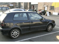 VW Golf GTI spares or repair