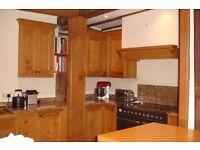 Kitchen units, worktops and appliances