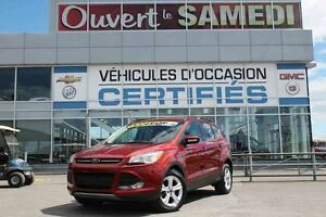 2015 Ford Escape 2.0L ECOBOOST+CUIR+CAMERA DE RECUL
