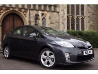 "2011 ""11"" Toyota Prius T4 1.8 VVTi Auto - 72k Genuine Miles/FTSH - PCO 3 May 17 - Uber Reg - UK Car"