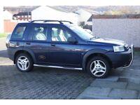 Land Rover freelander v6 auto (non runner)