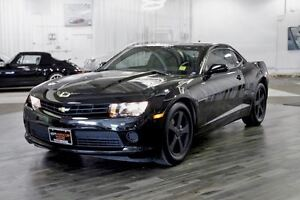 2014 Chevrolet Camaro 6sp Manual ONLY 17,700 kms – Winnipeg $24,