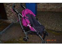 Pushchair mamas&papas, stroller