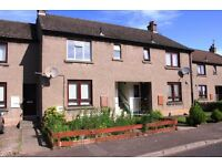 Forfar, Angus, DD8 1 NB. 1 Bed Flat, Double Glazed & Electric Heat, Shared Garden £350 pcm